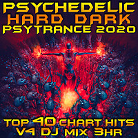 Thumbnail for the Nocturnal - Artificial Intelligence - Psychedelic Hard Dark Psy Trance 2020, Vol. 4 DJ Mixed link, provided by host site