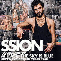 Thumbnail for the Ssion - At Least The Sky Is Blue (Remix) link, provided by host site