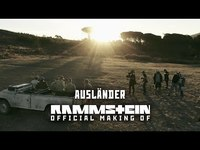 Thumbnail for the Rammstein - Ausländer (Official Making Of) link, provided by host site