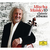 Image of Mischa Maisky linking to their artist page due to link from them being at the top of the main table on this page