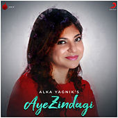 Thumbnail for the Alka Yagnik - Aye Zindagi link, provided by host site