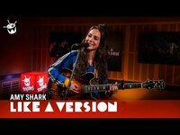 Thumbnail for the Amy Shark - 'Baby Steps' (live for Like A Version) link, provided by host site