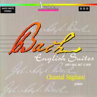 Thumbnail for the Chantal Stigliani - Bach: English Suites. BWV 806, 807 & 808 link, provided by host site