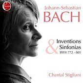 Thumbnail for the Chantal Stigliani - Bach: inventions et sinfonias link, provided by host site
