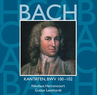 Thumbnail for the Collegium Vocale - Bach, JS: Sacred Cantatas, BWV Nos 100-102 link, provided by host site