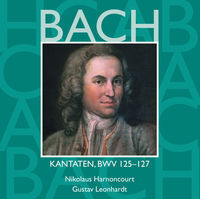 Thumbnail for the Collegium Vocale - Bach, JS: Sacred Cantatas, BWV Nos. 125 - 127 link, provided by host site