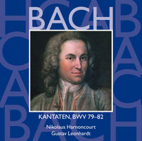 Thumbnail for the Collegium Vocale - Bach, JS: Sacred Cantatas, BWV Nos. 79 - 82 link, provided by host site