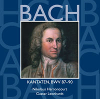 Thumbnail for the Collegium Vocale - Bach, JS: Sacred Cantatas, BWV Nos. 87 - 90 link, provided by host site