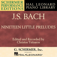 Thumbnail for the Johann Sebastian Bach - Bach: Nineteen Little Preludes link, provided by host site