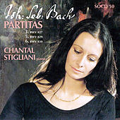 Thumbnail for the Chantal Stigliani - Bach: Partitas Nos. 3, 5 & 6, Vol. 2 link, provided by host site