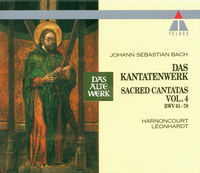 Thumbnail for the Concentus Musicus Wien - Bach: Sacred Cantatas, BWV 61-78 link, provided by host site