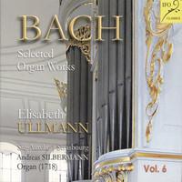 Thumbnail for the Johann Sebastian Bach - Bach: Selected Organ Works (The Complete Organ Works on Alsatian Silbermann Organs, Vol. 6) link, provided by host site