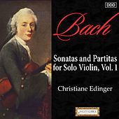 Thumbnail for the Christiane Edinger - Bach: Sonatas and Partitas for Solo Violin, Vol. 1 link, provided by host site