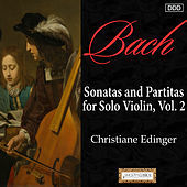 Thumbnail for the Christiane Edinger - Bach: Sonatas and Partitas for Solo Violin, Vol. 2 link, provided by host site