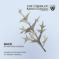 Thumbnail for the Johann Sebastian Bach - Bach: St. Matthew Passion, BWV 244,Pt. 1, No. 27, So ist mein Jesus nun gefangen link, provided by host site