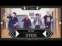 Thumbnail for the BTOB - ♬ (비투비) - Back Door @2차 경연 link, provided by host site