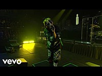Thumbnail for the Billie Eilish - Bad guy (Live From Austin City Limits) link, provided by host site