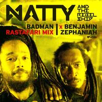 Thumbnail for the Natty - Badman (Rastafari Mix) link, provided by host site