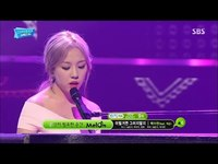 """Thumbnail for the Baek A Yeon - 백아연(Baek A Yeon) """"이럴거면 그러지말지 (Shouldn't Have...) """" Stage @ SBS Inkigayo link, provided by host site"""