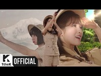 Thumbnail for the Oh My Girl - BANHANA(오마이걸 반하나) Banana allergy monkey(바나나 알러지 원숭이) link, provided by host site