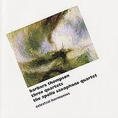 Thumbnail for the Apollo Saxophone Quartet - Barbara Thompson: Three Quartets link, provided by host site