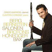 Thumbnail for the Cristo Barrios - Barrios, Cristo: BERNSTEIN, L. / BROTONS, S. / BERG, A. / BAX, A. / SALONEN, E.-P. / HONEGGER, A link, provided by host site