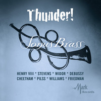 Thumbnail for the Spencer Williams - Basin Street Blues (arr. R. Jessop for brass quintet) link, provided by host site