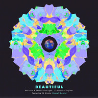 Thumbnail for the Dan Aux - Beautiful (Dexcell Remix) link, provided by host site