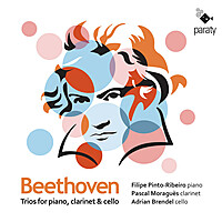 Thumbnail for the Ludwig van Beethoven - Beethoven: Trios for piano, clarinet and cello, Ops. 11 & 38 link, provided by host site