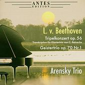 Thumbnail for the Arensky Trio - Beethoven: Tripelkonzert op. 56 link, provided by host site