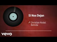 Thumbnail for the Christian Nodal - Si Nos Dejan link, provided by host site