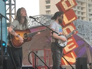 Thumbnail for the Billy Strings - Bender Jamboree link, provided by host site