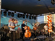 Thumbnail for the Billy Strings - Bender Jamboree Plaza Hotel & Casino link, provided by host site