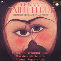 Thumbnail for the Germaine Tailleferre - Berceuse, Pour Violon Et Piano, (1913) Ed. Mex Eschig link, provided by host site