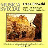 Thumbnail for the Lysell String Quartet - Berwald: Septet in B flat major / String Quartet No. 1 link, provided by host site