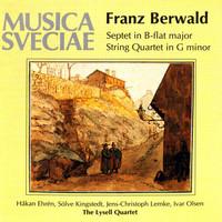 Thumbnail for the Franz Berwald - Berwald: Septet in B-Flat Major - String Quartet No. 1 link, provided by host site
