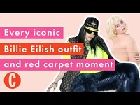 Thumbnail for the Billie Eilish - Best style moments   Cosmopolitan UK link, provided by host site
