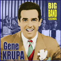 Thumbnail for the Gene Krupa & His Orchestra - Big Band Legends link, provided by host site
