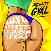 Thumbnail for the Mokadrumz - Big Batty Gyal link, provided by host site