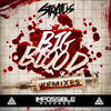 Thumbnail for the Stratus - Big Blood Remixes link, provided by host site