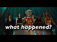 Thumbnail for the Swell Entertainment - Birds of Prey(2020): what happened at the box office? link, provided by host site