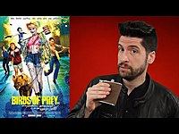 Thumbnail for the Jeremy Jahns - Birds of Prey - Movie Review link, provided by host site