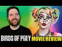 Thumbnail for the Chris Stuckmann - Birds of Prey - Movie Review link, provided by host site