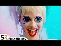 Thumbnail for the Screen Rant - Birds of Prey Pitch Meeting link, provided by host site