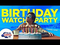 Thumbnail for the Harry Styles - Birthday Watch Party   Capital link, provided by host site