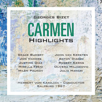 Thumbnail for the Georges Bizet - Bizet: Carmen Highlights link, provided by host site