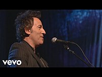 Thumbnail for the Bruce Springsteen - Blinded by the Light - Introduction (From VH1 Storytellers) link, provided by host site