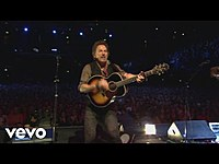 Thumbnail for the Bruce Springsteen - Blinded By The Light - The Song (Live In Dublin) link, provided by host site