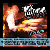 Thumbnail for the Mick Fleetwood - Blue Again! link, provided by host site