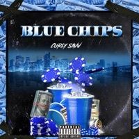 Thumbnail for the Curly Savv - Blue Chips link, provided by host site